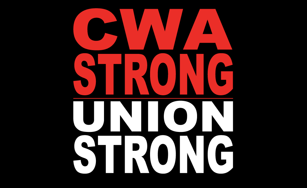 CWA Strong!